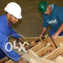 Professional Carpentry Electrical Plumbing & Painting.Qulity guranteed