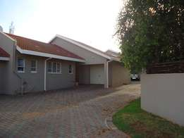 Spacious 3 Bedroom Townhouse to Rent