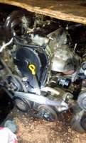 EJ and EF Daihatsu complete engine