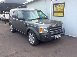 Land Rover Discovery 3 V8 Hse Automatic