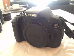 Canon 650D in perfect working condition for sale