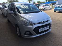 2016 Hyundai Grand i10 Fluid Automatic