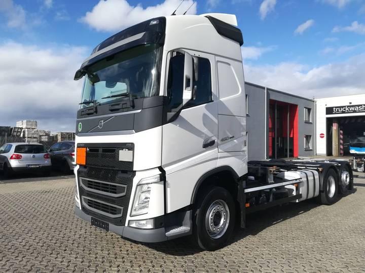 Volvo FH 460 / Automatik / Liftachse / Euro 6 - 2015