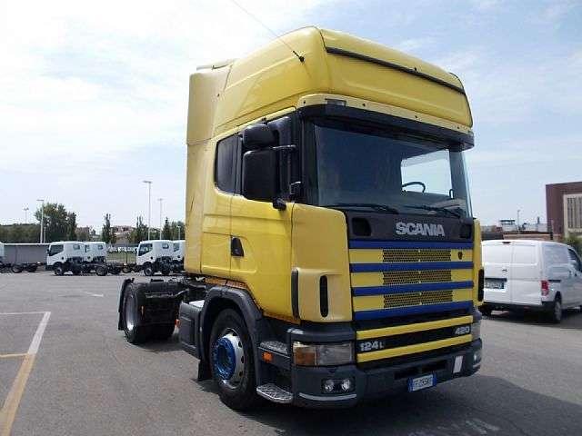 Scania R124 La4x2 Na 420 - 2003