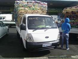 At an affordable rates,bakkie for hire at short and long distances.
