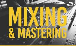 Recording, Mixing & Mastering Lessons