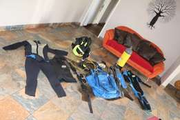 Complete set of scuba gear set buy and dive