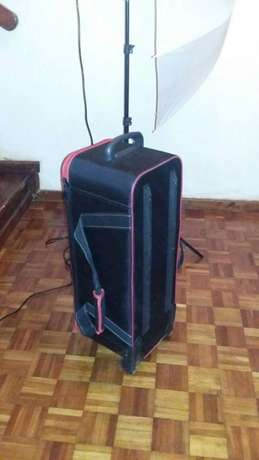 Studio Light Kit (Plus Carry Bag) Nyayo Highrise - image 6