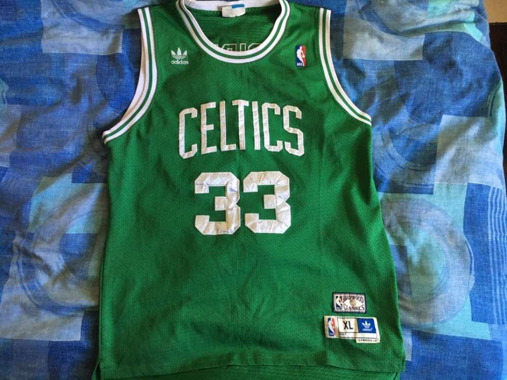 huge selection of d4da5 aac9c NBA Boston Celtics Jersey-Hardwood classics edition