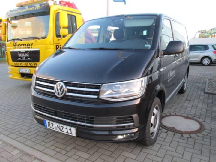 Volkswagen T6 Multivan Comfortline TDi DSG SCR BMT Gene.Six - 2018