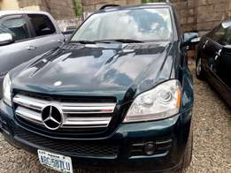 Nigerian used Mercedes Benz GL450 for sale