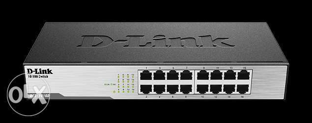 D-Link SOHO Network Switch for URGENT SHORT SALE !