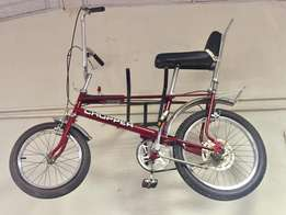 1972 Raleigh Chopper Bicycle