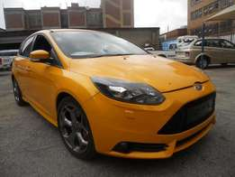 2013 FORD FOCUS ST 2.0 ford st 2.0
