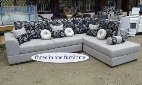 Three in one furniture is the home of good quality and low priced call Makadara - image 4