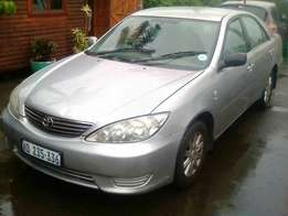 A Bargain 2005 Toyota 2.4 Camry, electric Windows,leather seats,aircon