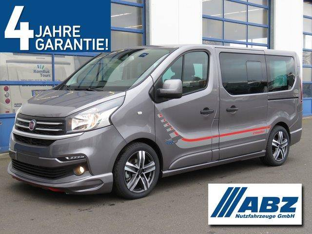 Fiat Talento Sportivo Shuttle L1H1 145/ Klima/ AHK