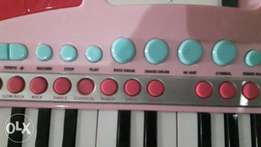 Fairly Used Kids Early centre Childrens El/tronic Keyboard Piano/Organ