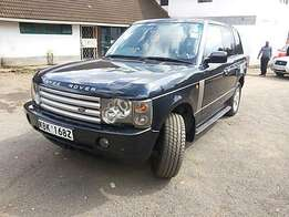 Range Rover vogue for quick sale