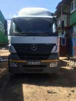 Axor KCE 2543 with trailer hans