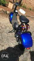 Electric Harley scooter citycoco
