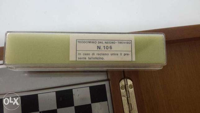Chess boards from DAL NEGRO ITALIAN سيدي بشر -  6