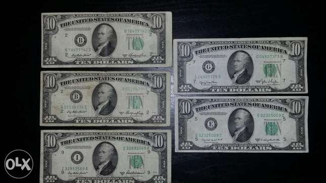 Collectable Currency