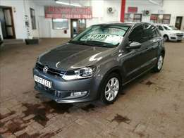 2013 VW POLO 6 1.6 Comfortline with only 143000kms, Call Bibi
