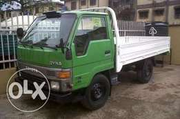 Well maintained 2002 Toyota Dyna for sale