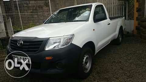 Very clean toyota hilux single cab pick up Nairobi CBD - image 1