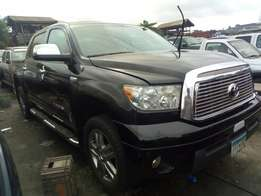 Toyota Tundra truck in stores