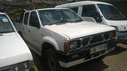 nissan datsun double cabin for sale