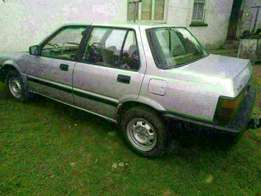 Honda Ballade pup up 1.3