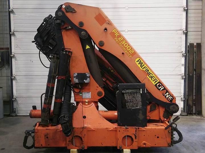 Palfinger Pk 23002 - 2007