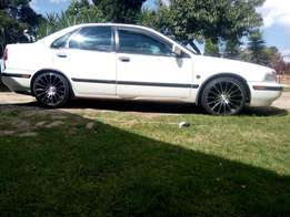 Volvo S40 2.0L T for sale or to swap