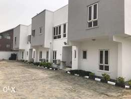 A 2units of 4 bedroom town houses