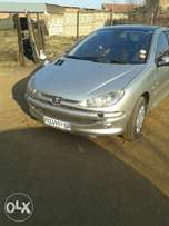 2004 Peugeot 206 limited edition