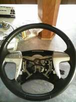 Toyota Hilux D4D\VVTI 2012/2015 steering wheel for sale...