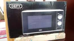 Brand New Defy Microwave Oven