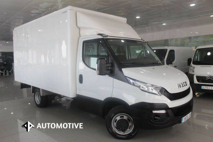 Iveco Daily Chasis Cabina 35c15 3750 146 - 2016