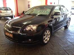 2006 Toyota Avensis 2.4, Auto FSH, R99995, EXCELLENT CONDITION!!!