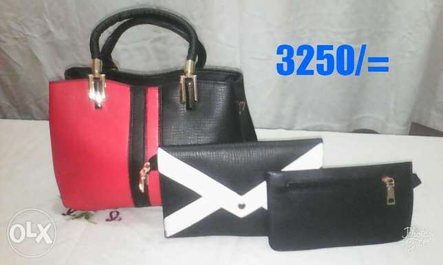New sets of leather ladies handbags at exclusive prices NHC Estate - image 8