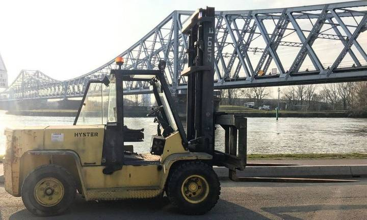 Hyster h7.00xl - 1995