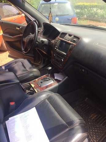 2004 Acura MDX for quick sale (very Neat) Ife Central - image 3