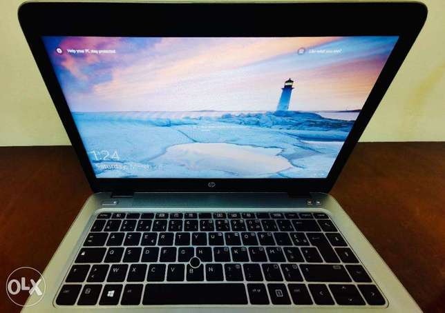 Great Chance HP Elite Book UltraThin A10 with SSD 1TB Like New
