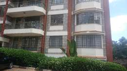 3 bedroomed spacious apartment to let in westlands(Raptha rd)