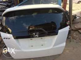 Honda fit boot