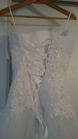 Suknia ślubna Nowa Nie Używana 3840 Suchy Las Olxpl