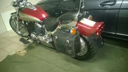 Yamaha 650 dragster. Well looked after.With a very nice sound.