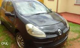 Renault clio 2006 model prices to sell